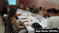 Bosnia-Herzegovina - Women and Elections, Round table, Tuzla, 9Aug2012.