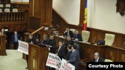 Astăzi în Parlament (foto: Constantin Grigoriță)