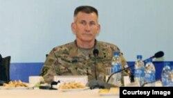 تیکولسن: قومندان نیروهای ماموریت حمایت قاطع در افغانستان به رهبری سالم و هماهنگی نیروهای افغان اشاره کرده میگوید که این مسئله سبب پیشرفت نیروهای امنیتی میشود.