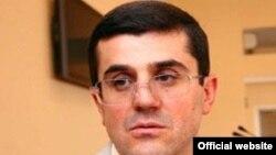 Լեռնային Ղարաբաղի վարչապետ Արա Հարությունյան