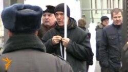 """""""Яблоко"""" на Болотной - за честные выборы"""