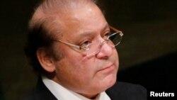 Наваз Шариф, премьер-министр Пакистана.