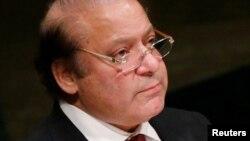 Pakistani Prime Minister Muhammad Nawaz Sharif