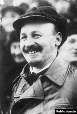 Nikolay Buxari. 1938-ci ildə güllənib.