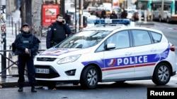Французская полиция (архивное фото)