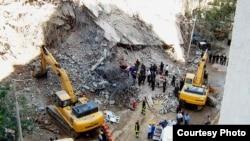 «Mütəfəkkir»in on beş mərtəbəli binasının uçması nəticəsində 25 nəfər həlak olmuşdu