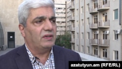 Степан Григорян, председатель правления Аналитического центра по глобализации и региональному сотрудничеству.
