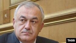 North Ossetian leader Taymuraz Mamsurov