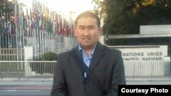 Амангельды Шорманбаев, правозащитник, руководитель НПО «Международная правовая инициатива».