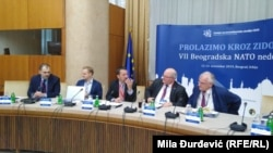 Panel on Russia in Belgrade