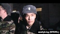 8-декабрда Бишкектеги бир аскер бөлүктөн качкан жоокерлердин тобу бир күндөн кийин кайтып келишти.