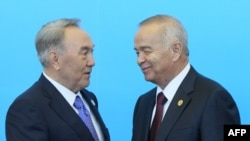Каримов ва Назарбоев МДҲ маконидаги энг кекса президентлар