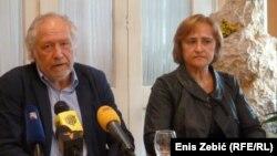 Zdenko Duka i Vesna Alaburić