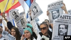 Kosovska Mitrovica, protesti srpskih studenata zbog nezavisnosti Kosova