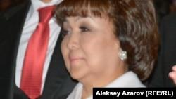 Загипа Балиева, уполномоченный по правам ребенка.