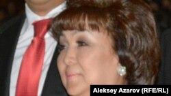 Депутат мажилиса Казахстана Загипа Балиева.