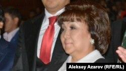 Депутат парламента и детский омбудсмен в Казахстане Загипа Балиева.