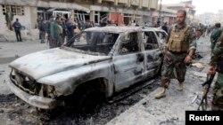 درگیریهای نیروهای پیشمرگه و حکومت اسلامی در کرکوک با کشته شدن دو فرمانده ارشد کرد همراه بوده است
