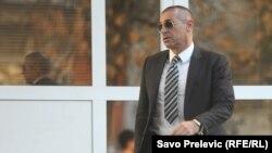 Advokat Velibor Marković, foto: Savo Prelević