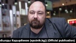 Михаил Рогожин.