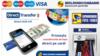 Publicitate pentru cărțile de credit Moldinconbank