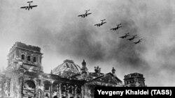 Beteja për Reichstagun gjerman më 1 maj 1945