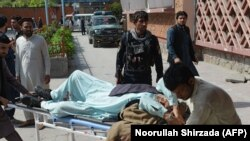 زخمی حمله جلال آباد