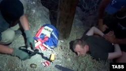 Знімок з відео/ЦГЗ ФСБ Росії/ТАСС