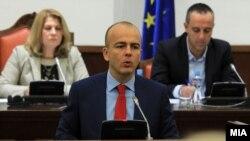 Министерот за финансии на РМ Драган Тевдовски