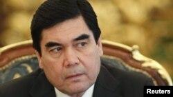 Türkmenistanyň prezidenti G.Berdimuhamedow, 2012.