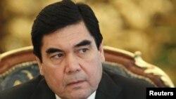 Претседателот на Туркменистан Курбанкули Бердимухамедов