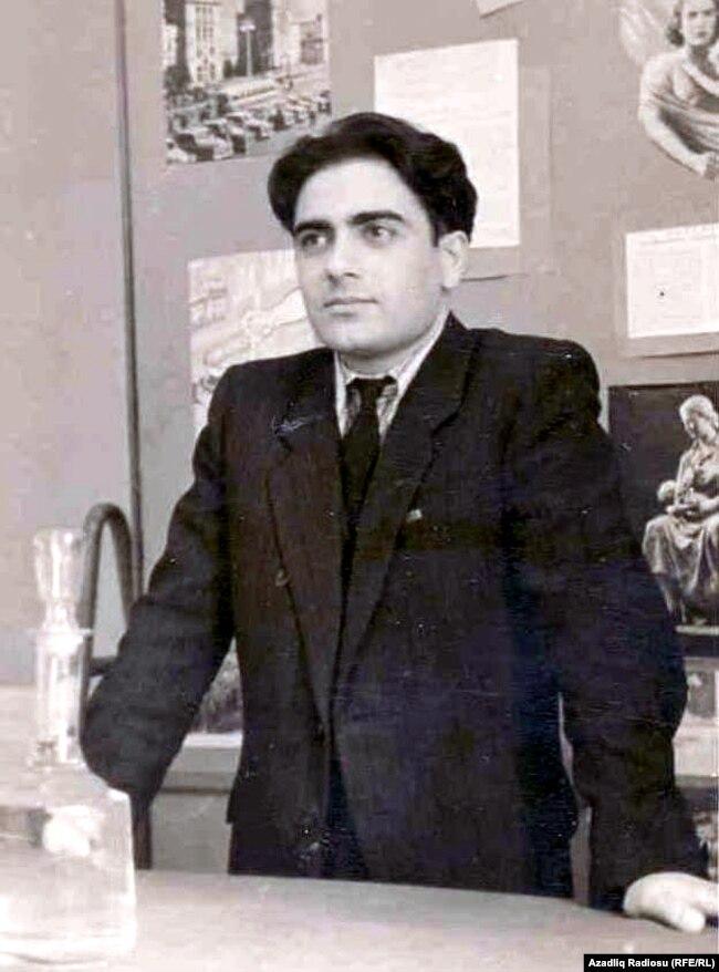Şıxəli Qurbanov