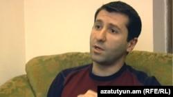 Մարդու իրավունքների պաշտպան Կարեն Անդրեասյանը: