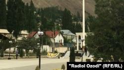 Маркази вилояти Бадахшон