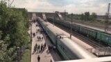 Вокзал жұмысы Астана уақытына көшті
