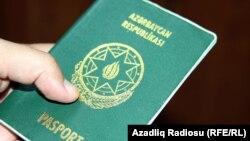 Azərbaycanın ümumvətəndaşlıq pasportu.