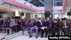Татар ата-аналары конференциясе, 18 ноябрь 2018