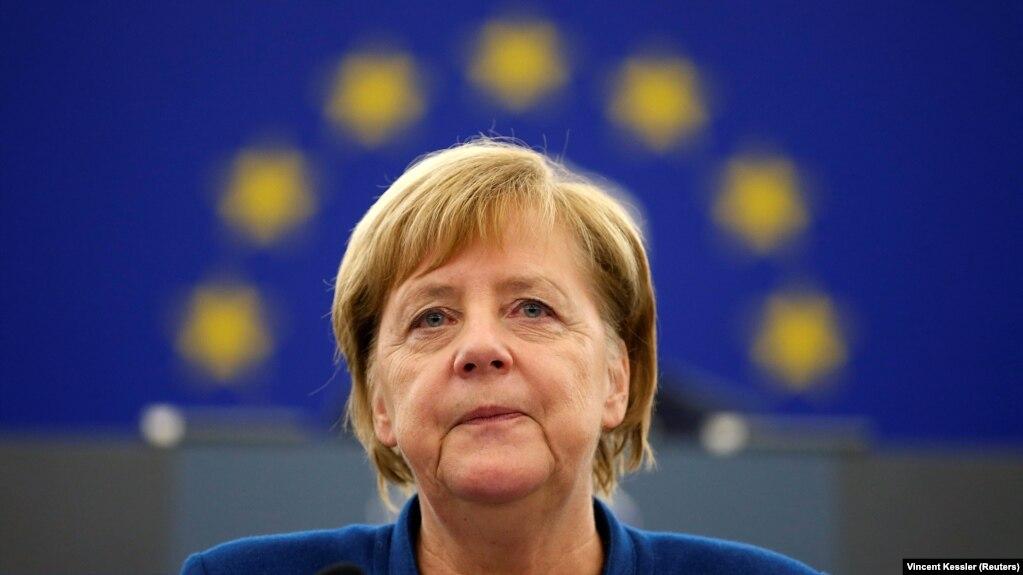 Ангела Меркель пообещала России новые санкции