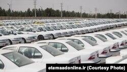 Iran -- Iranian Made Cars Generic Photo.