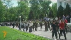 Кыргызстанда чуалышлар