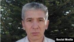 Семейлік белсенді Фарит Ишмұхаметов.