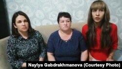 Сиринә Закирова, Наилә Габдрахманова, Луиза Миңлеәхмәтова