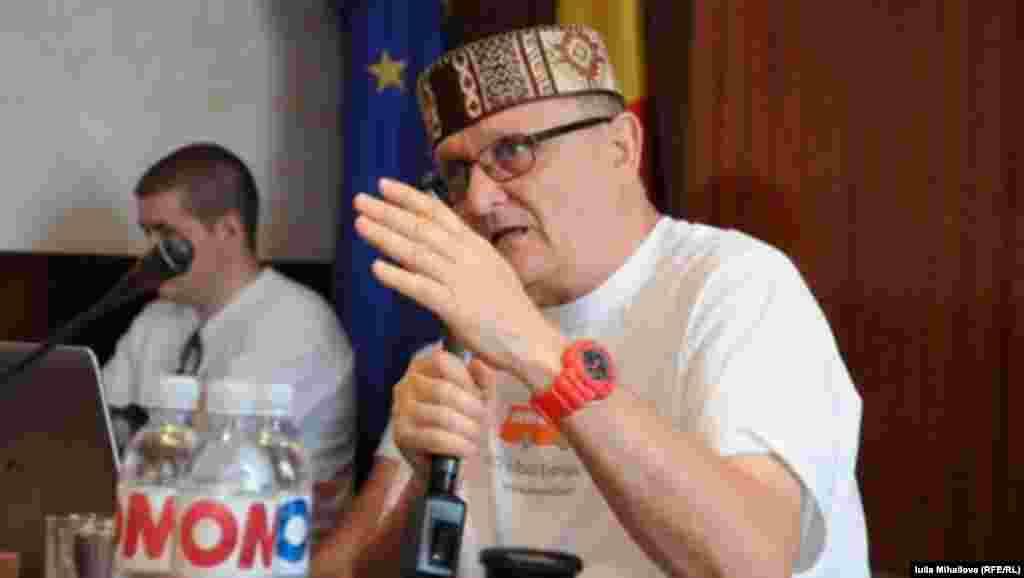 Vasile Botnaru, șeful biroului de la Chișinău al Radio Europa Liberă