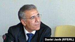 Азербайджанский юрист и правозащитник Интигам Алиев, 2012