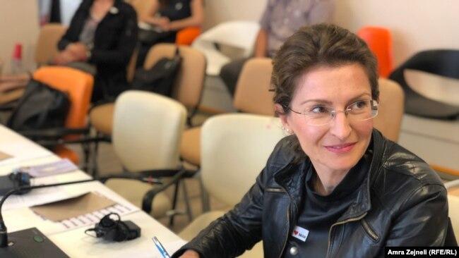 """""""I love Balkan"""" zlatna mogućnost zahvaljujući viziji civilnog društva na Kosovu: Elma Tršana"""
