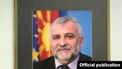Поранешниот министер за култура и пратеник Благоја Стефановски Баге