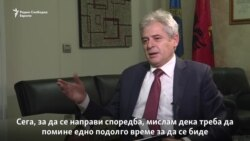 Ахмети – Не мислев дека Груевски ќе се оддалечи од државата