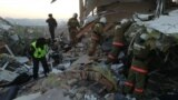 В Казахстане разбился самолет, погибли 12 человек