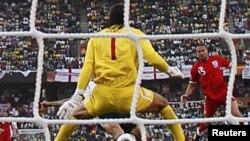 Takimi Gjermani-Angli, 27 qershor 2010.