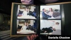 Фото з сімейного альбому самаритянина Аззама Алтіфа, одруженого з українкою